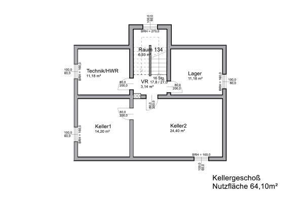 Der über Jahrzehnte Bewährte Baustil Zeichnet Sich Durch Seine Geschoßhohen  Räume Im Obergeschoß Aus. Jeder Findet Seinen Platz Und Seine Ruhezone.